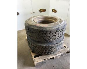 Dayton LN9000 Tire / Rim