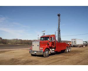 Kenworth W900 Tow Truck