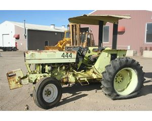 CASE 595 Tractors - 40 HP to 99 HP