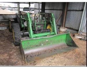 John Deere 5105 Tractors - 40 HP to 99 HP