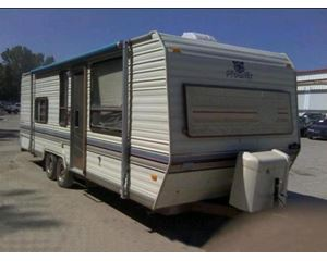 Fleetwood Travel Trailer