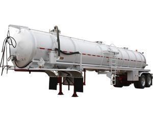 ITT Vacuum Tank Trailer
