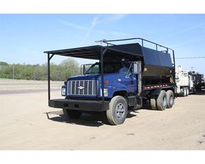 Chevrolet KODIAK C7500 Water Tank Truck