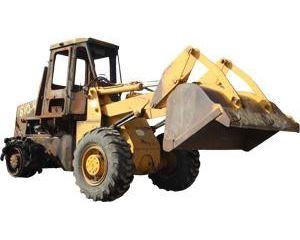 Allis-Chalmers 605 Wheel Loader