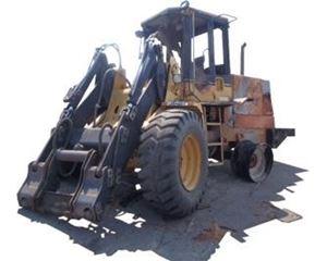 Caterpillar IT24F Wheel Loader