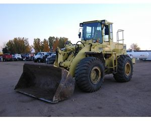 Samsung SL150-2 Wheel Loader
