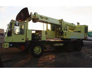 Gradall GW50466 Wheeled Excavator