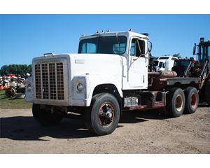 International 4300 Winch / Oil Field Truck