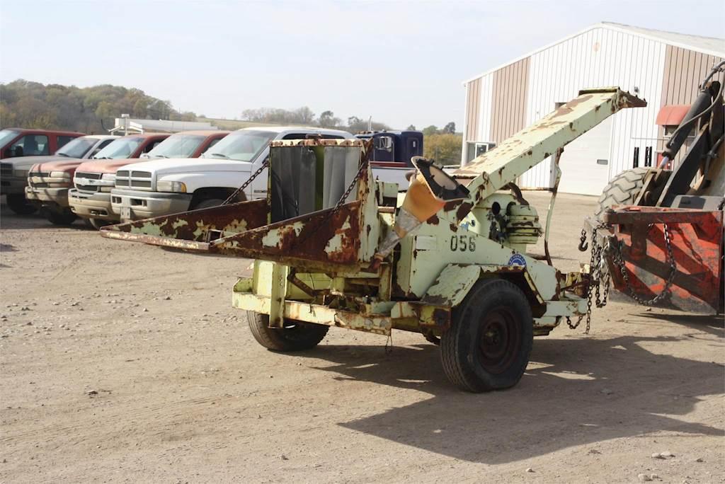 1983 OLATHE 172 Chipper For Sale | Jackson, MN | A499