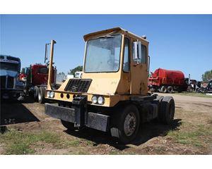 Capacity SPOTTER Yard Spotter Truck