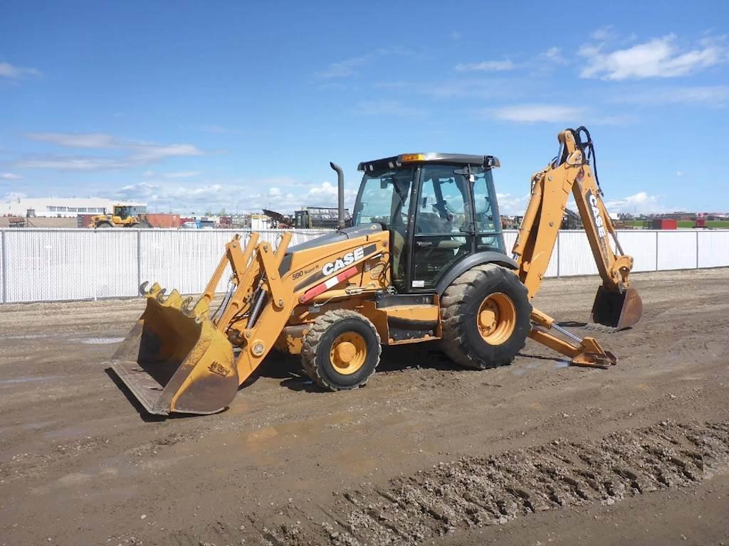 2011 Case 590 Super N Backhoe For Sale 4 023 Hours Edmonton Ab 10234658 Mylittlesalesman Com