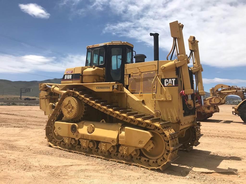 1997 Caterpillar D10R Dozer For Sale, 20,152 Hours | Carson City, NV | D71  | MyLittleSalesman com