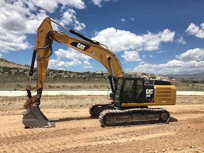 2011 Caterpillar 336EL Excavator