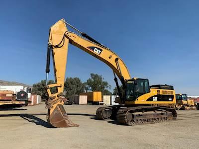 2007 Caterpillar 345CL Excavator