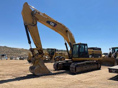 2011 Caterpillar 345DL Excavator