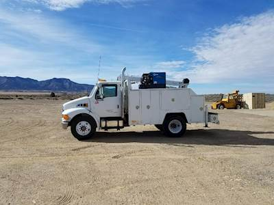 2006 Sterling Acterra Mechanic / Service Truck, Caterpillar C7