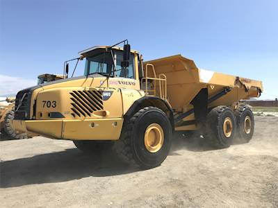 2006 Volvo A40D Off-Highway Truck