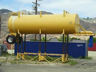 2001 INTERPIPE 12000 GAL Water Tower