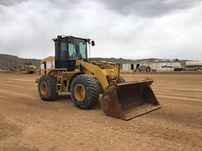 2006 Caterpillar 928GZ Wheel Loader