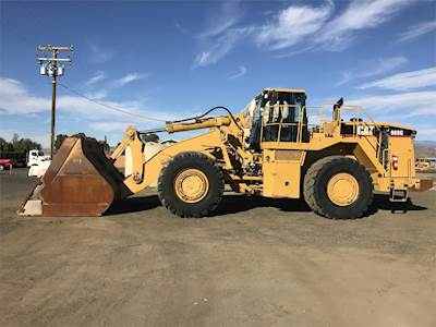 2002 Caterpillar 988G Wheel Loader