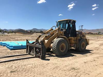 2010 Caterpillar IT62H Wheel Loader