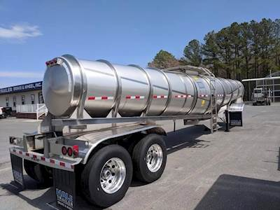 2020 Polar 42x96 Tandem Axle Water Tank Trailer - Air Ride