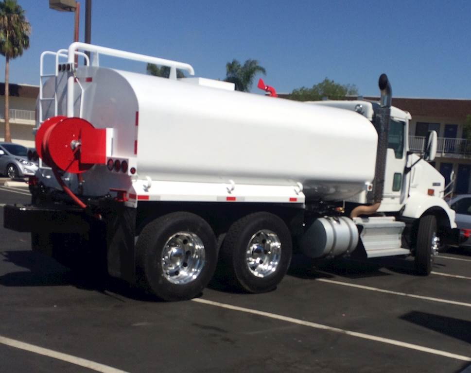 Trucks For Sale: 2012 Kenworth T800 Water Truck For Sale