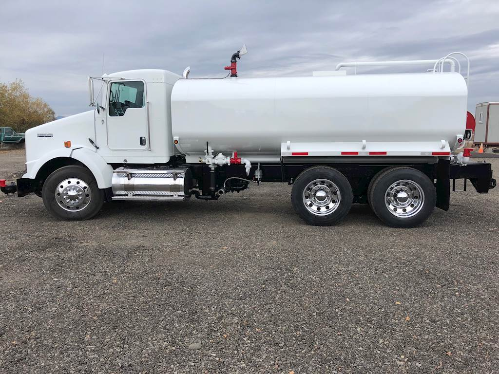2013 Kenworth T800 3900 Gallon Water Truck - US Forest Service Approved For  Sale, 441,530 Miles | Eugene, OR | j327839 | MyLittleSalesman.com