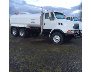 Sterling 4000 gallon Water Truck Water Truck