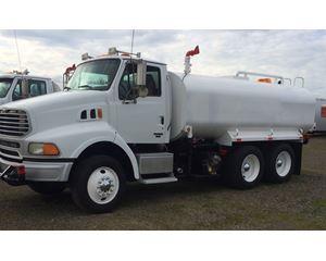 Sterling TEI 4000 gallon Water Truck Water Truck