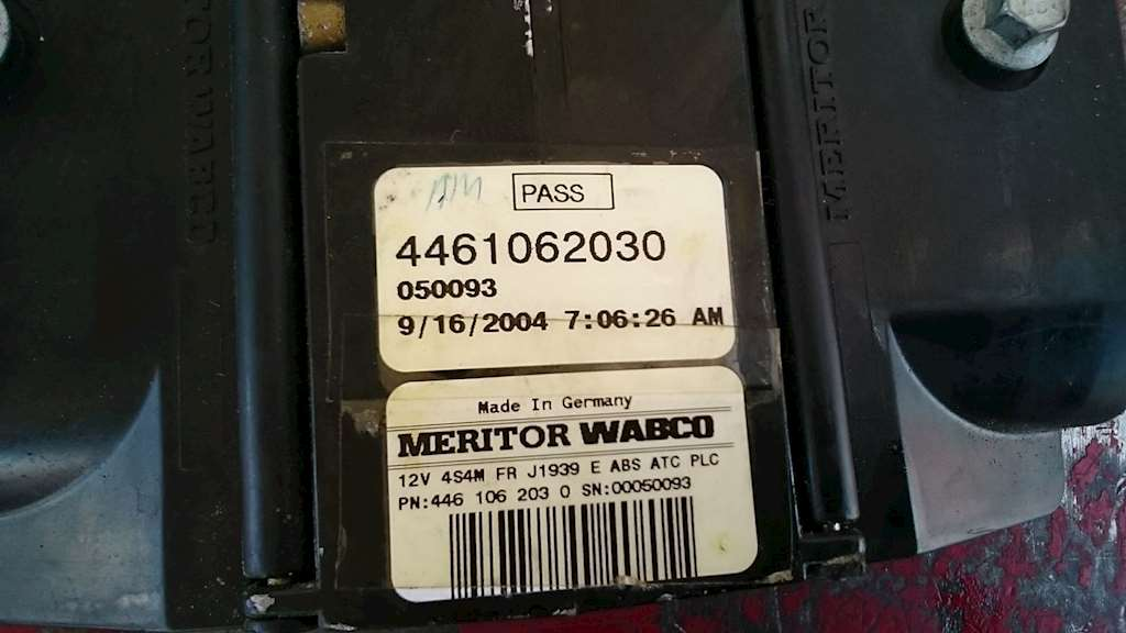 2005 Used RV/ Motorhome Meritor Wabco Abs Control Modules For Sale |  Phoenix, AZ | SV-371-2 | MyLittleSalesman com