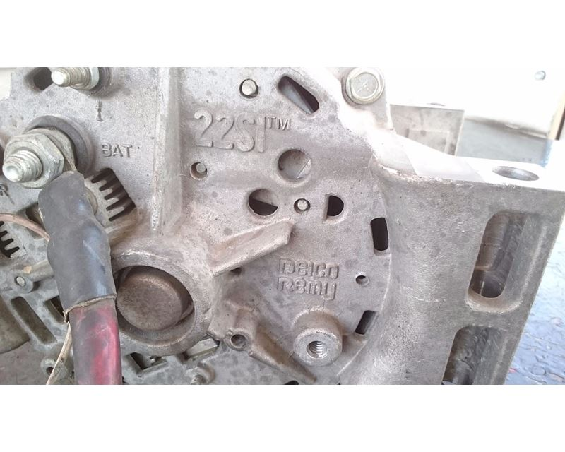 Used Delco Remy 12 Volt Alternator Model 22SI, 4 Hole Mount And 12 Groove  For Sale | Phoenix, AZ | 12545 | MyLittleSalesman com