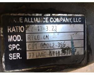 Axle Alliance RT40-4N Aluminum Ramp