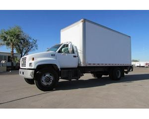 Chevrolet KODIAK C6500 Box Truck / Dry Van