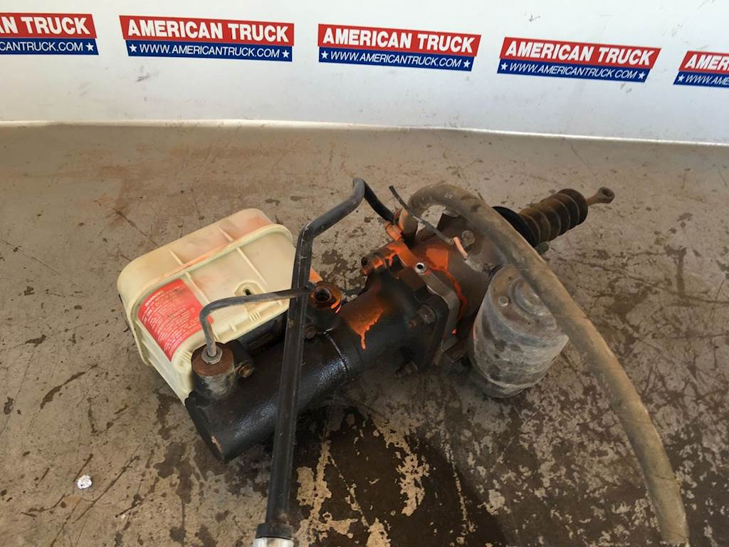 Used Brake Booster Assembly For 1998 GMC C6500 For Sale ...