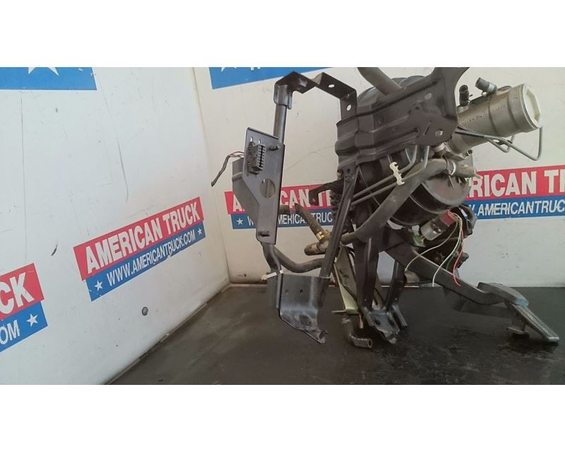 Used Brake Booster With Master Cylinder And Pedal Assembly