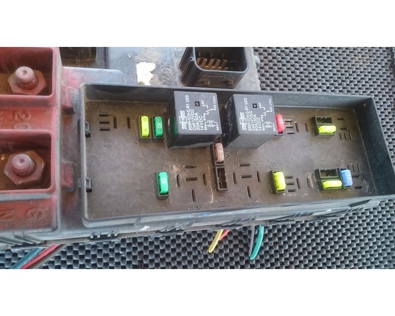 2014 Freightliner Cascadia Chasis Control Module With