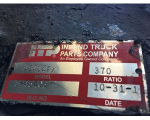 Eaton DS404 Front Differential
