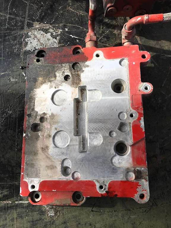 Used Cummings Isx Engine Ecm Cooling Plate For Sale