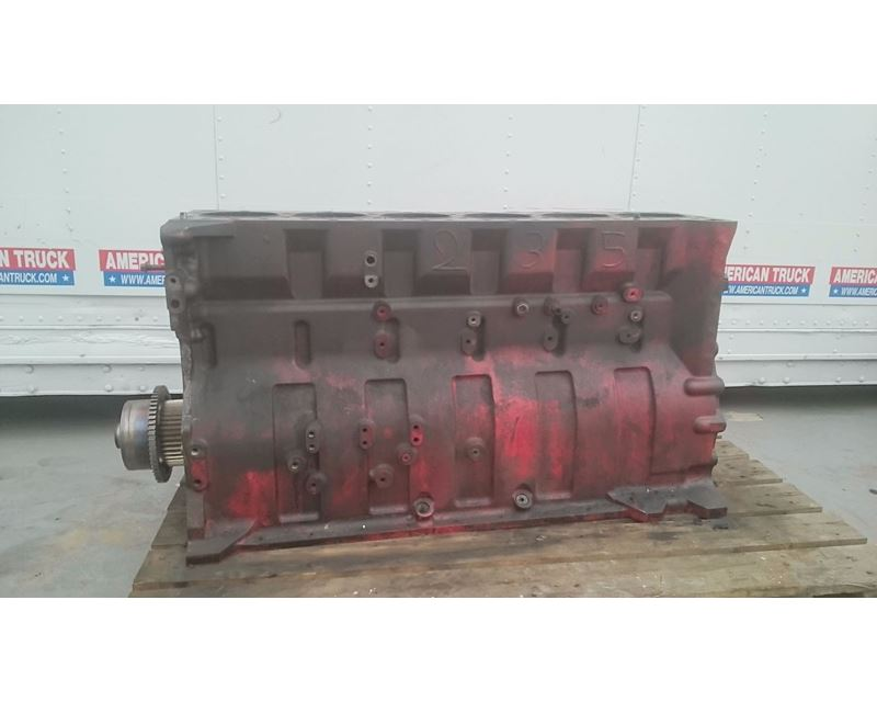 Used Cummins ISX Engine Block Crankshaft Has Been Sold For