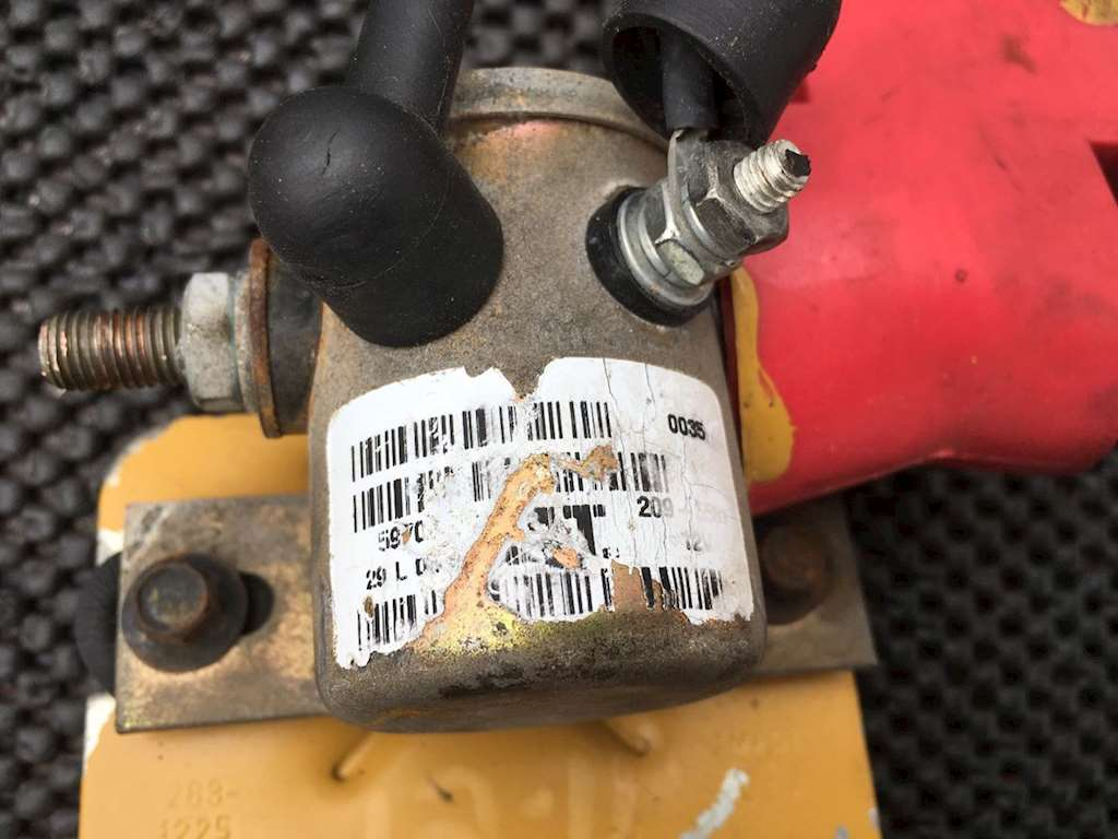 Used Solenoid Block Heater Assembly For Caterpillar C7