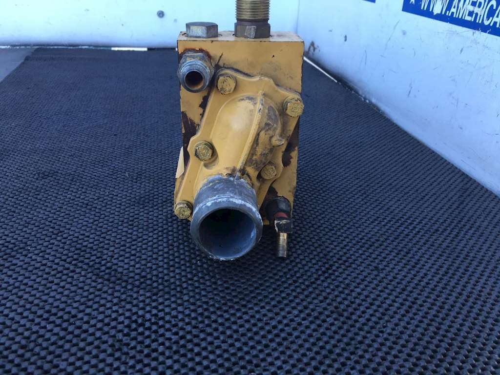 Used Thermostat Housing For Caterpillar C7 Engine For Sale