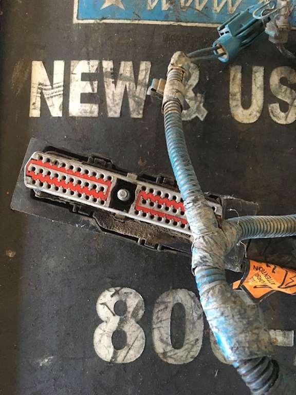 used engine wiring harness for a international dt466 engine for sale |  phoenix, az | 34772 | mylittlesalesman com