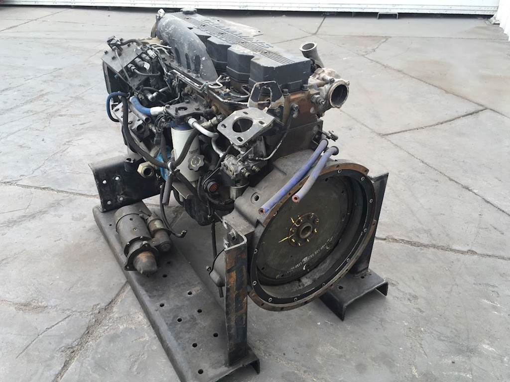 Used Good Running Cummins Isl 330 HP Engine For Sale