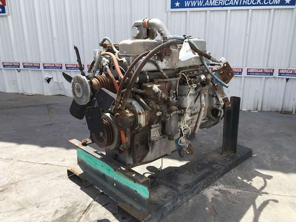 engine assembly mack scania ds8 with hp 210 good runner off 1985 rh mylittlesalesman com Scania Engine Parts Scania Engine Parts