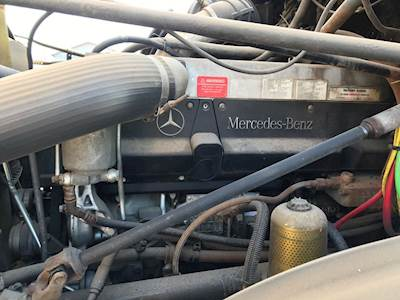 2003 Engine Mercedes Mbe 400 435 HP Pending Inspection
