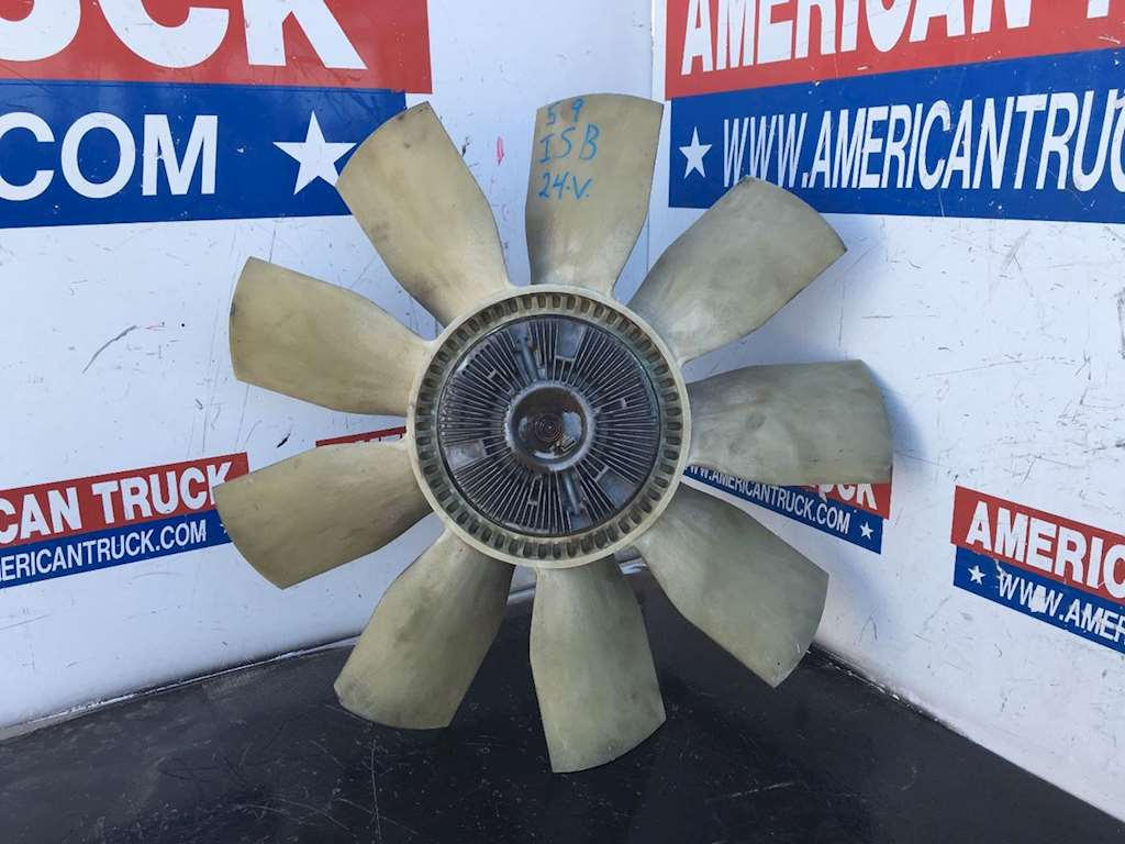 used fan and fan clutch assembly for cummins isb 5 9 24 valve engine rh mylittlesalesman com
