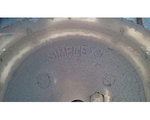 STATIONARY Simplex Fifth Wheel