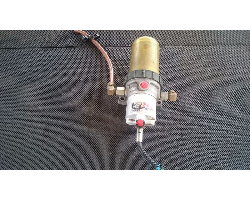 davco fuel filter mercedes benz semi davco fuel filter used, davco fuel-water seperator model: 233. from a 2007 ...