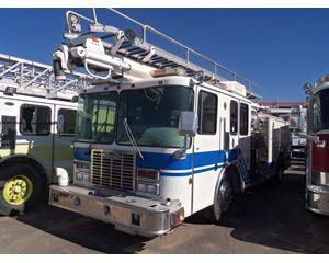 HME 4565 Fire Truck